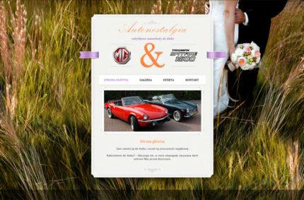Autonostalgia – Zabytkowe Samochody