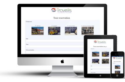 Travelis – System rezerwacji online